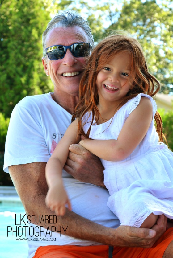 Grandpa & S